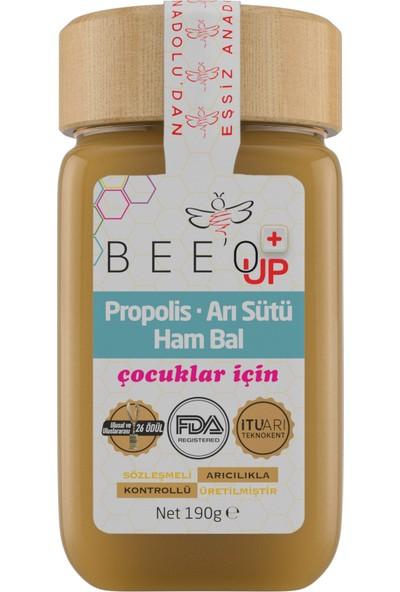 Bee Beeo Up Propolis Arı Sütü Çocuklar Için 190G Skt 09/2023