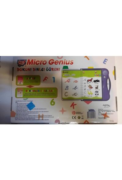 Micro Genius Okul Öncesi Eğitim Seti Dokun Dinle Öğren