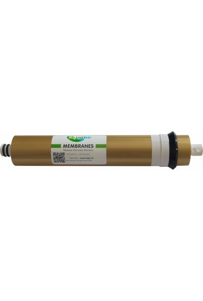 Su Arıtma Cihazları Için Aquabir Gold Membran Filtre 80 Gpd