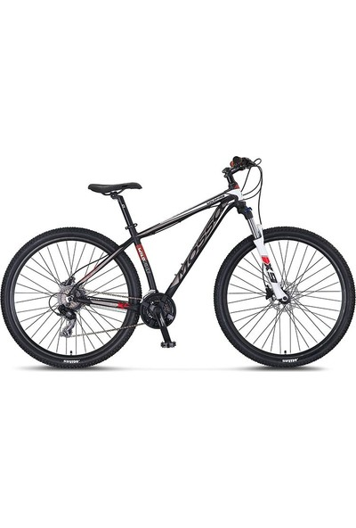 Mosso Wıldfıre M-29-H Erkek Dağ Bisikleti 459H 29 Jant 21 Vites siyah/beyaz