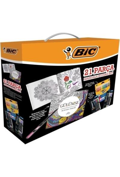 Bic Mandala Seti 21 Parça Set-2 501090