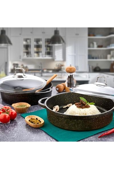 Polo Chef Iron Döküm Tencere 26 cm.