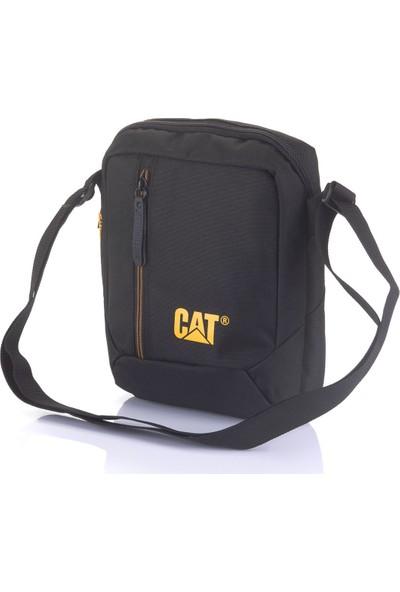 Cat Erkek Postacı Çantası Siyah 83614