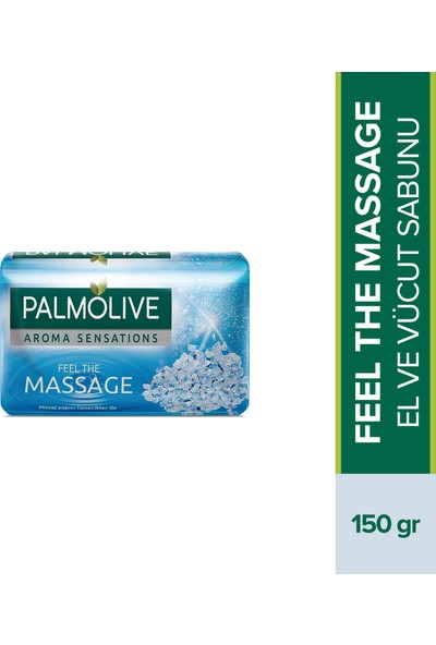 Palmolive Feel The Massage Katı Sabun 150 gr