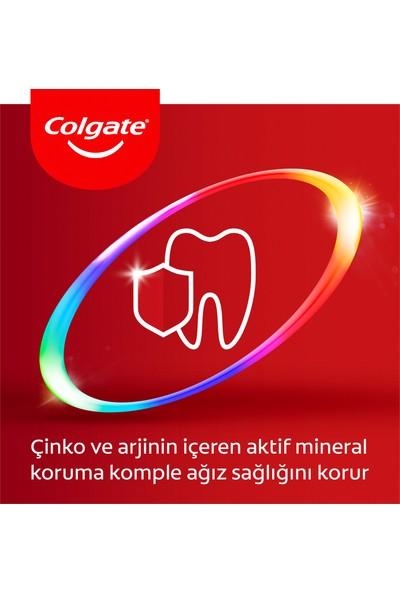 Colgate Total Profesyonel Beyazlık Beyazlatıcı Diş Macunu 75 ml x 2 Adet + Fırça Kabı