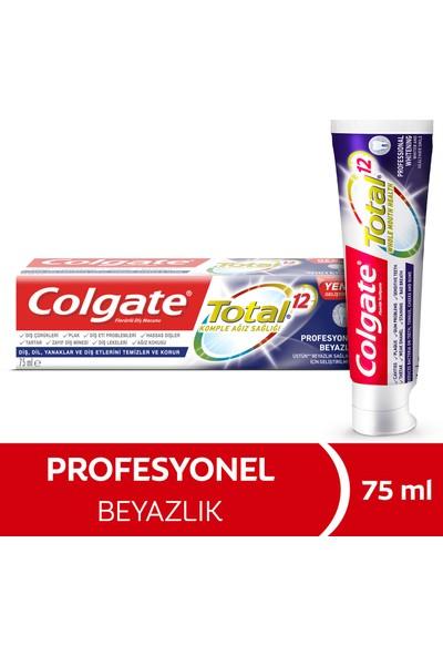 Diş Macunu Total Pro Beyazlık 75 ml