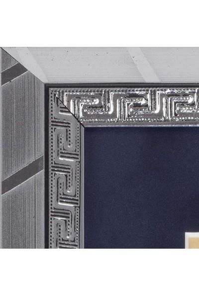 Yavuz Selim Çerçeve Besmele Hat Sanatı Özgün Temalı 25X19 cm Tablo