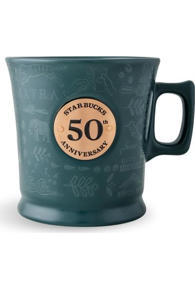 Starbucks® 50. Yıl Özel Seri Kupa - Koyu Yeşil Renkli 414 ml