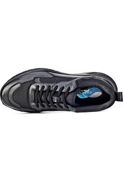 Cabani Erkek Delacroix Gelax Pedigel Jel Tabanlı Klasik Ayakkabı 150B1391 Siyah
