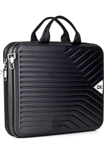 Unisex Laptop Cantası 17,3 Siyah