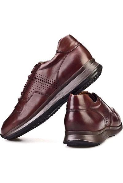 Cabani Erkek Klasik Ayakkabı 411M1183I Kahve