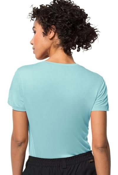 Jack Wolfskin Tech T W Kadın T-Shirt