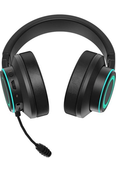 Creative Sxfı Usb-C Oyuncu Kulaklığı Siyah