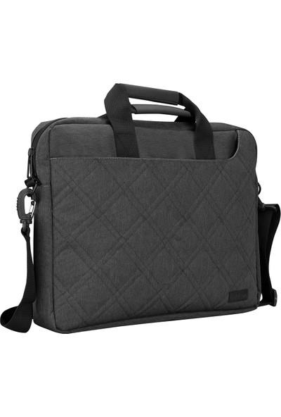 """Addison 300874 15.6"""" Füme Notebook Laptop Çantası"""