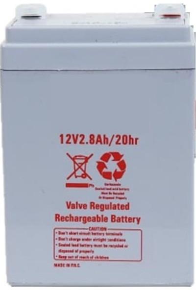 Tnl Fakir MRC120 Uyumlu 12V 2.8AH Şarjlı Süpürge Aküsü