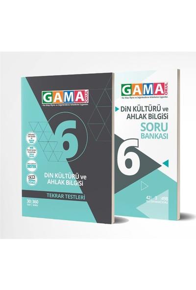 Gama 6. Sınıf Din Kültürü ve Ahlak Bilgisi Soru Bankası ve Tekrar Testi