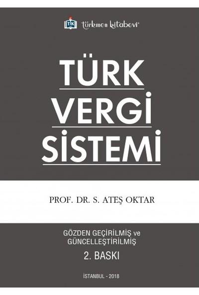 Türk Vergi Sistemi - S. Ateş Oktar