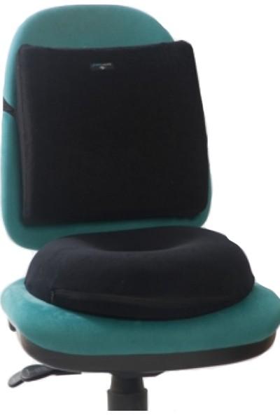 My Model Oturma Simidi Oturma Bölgesi Sorunları Için Memory Foam Simit Oturma Minderi
