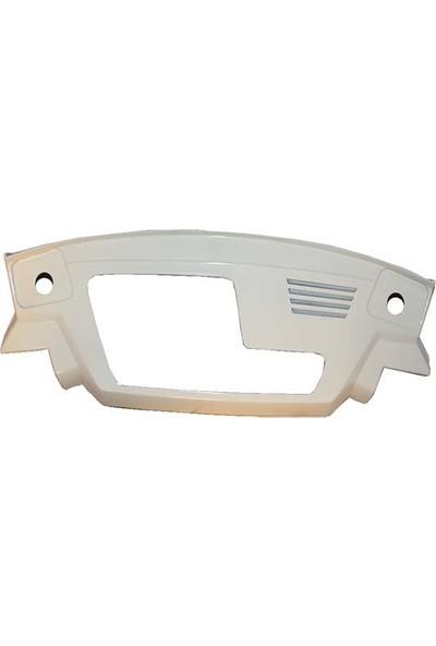 Honda Kinetic Km Saat Çerçevesi Beyaz Ys
