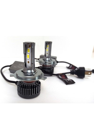 Femex Gt Nano H4 Simsek Etkili Zenon Csp Force Chipset LED Xenon LED Headlight