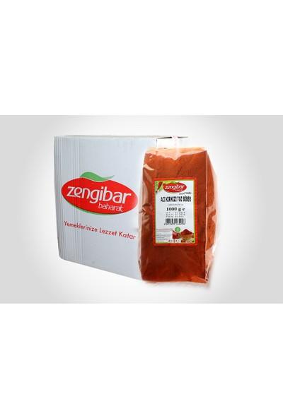 Zengibar Acı Toz Biber 1 kg
