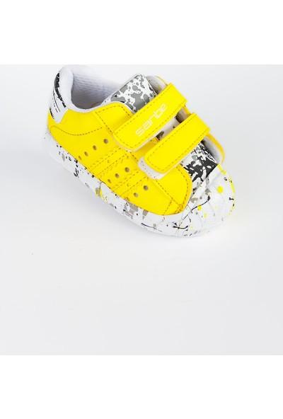 Sanbe Erkek Bebek Ilk Adım Spor Ayakkabı