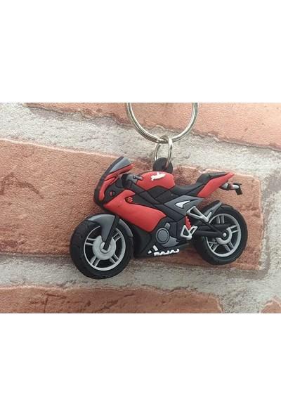 Ema Bajaj Pulsar Ns 200 Dominar Motorcu Motorsiklet Anahtarlık Aksesuar Şık
