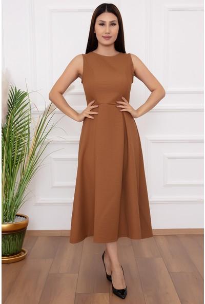 Kalopya Bayan Sıfır Kol Kısa 13319 Elbise