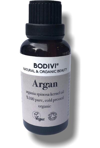 Bodivi Organik Saf Argan Yağı 30 ml