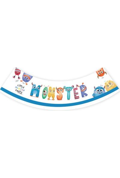 Popcorn Kids Monster Konik Sarkıt Aydınlatma (Large)