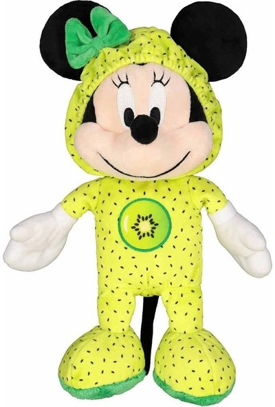 Disney Minnie Core Kivi Kıyafetli Peluş 25 cm