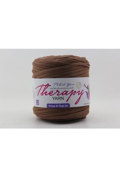 Therapy Yarn Kahve Penye Ip