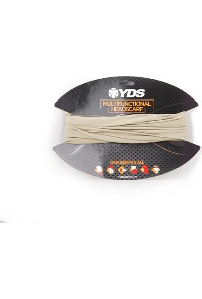 Yds Headscarf Fonksiyonel Boyunluk -Bej