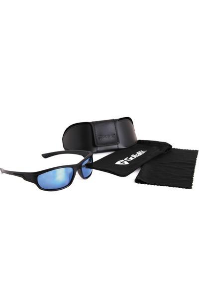 Yds Sport Güneş Gözlüğü -Siyah (Uv Filtreli, Buğulanma Ve Çizilmeye Karşı Dayanıklı Güneş Gözlüğü)