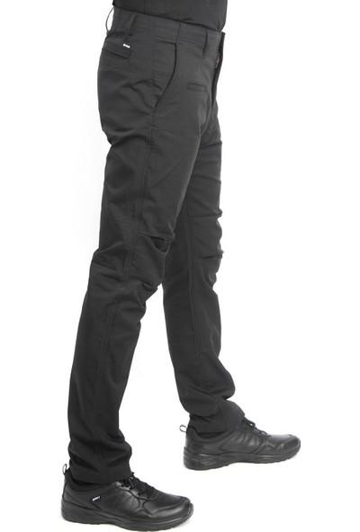 Yds Tactıcal Fıt Pant -Siyah (Dayanıklı Ve Esnek Dar Kalıp Taktik Pantolon)