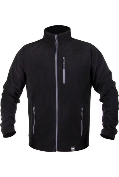 Yds Polar Mont -Siyah (Rahat Giyilebilen, Nefes Alabilir, Dayanıklı Polar Mont)