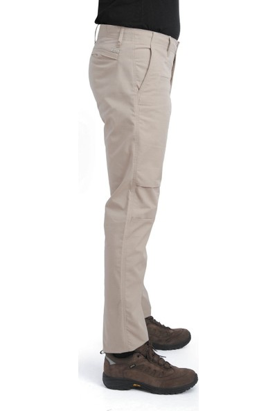 Yds Tactıcal Fıt Pant -Açık Bej (Dayanıklı Ve Esnek Dar Kalıp Taktik Pantolon)