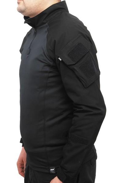 Yds Tactıcal Combat Shırt -Siyah (Profesyonel Muharebe/Combat T-Shirt)