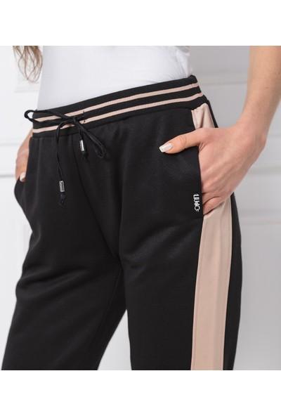 Liu Jo Bey ve Sıyahlı Sweat Pant