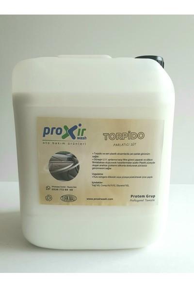 Proxir Wash Torpido Tampon Parlatıcı Süt