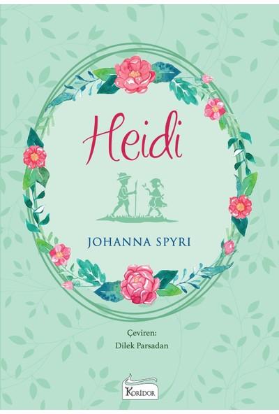 Heidi (Bez Ciltli) - Johanna Spyri