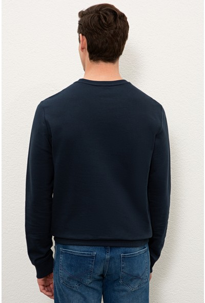 U.S. Polo Assn. Lacivert Sweatshirt 50234154-VR033