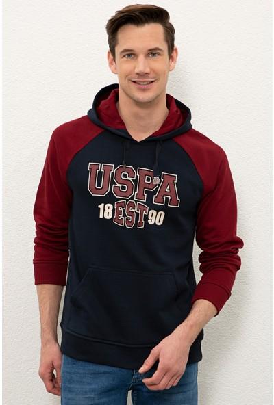 U.S. Polo Assn. Lacivert Sweatshirt 50234191-VR033