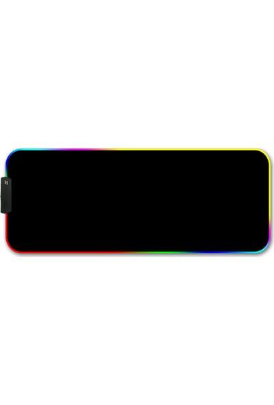 iHome RGB Illuminated Mouse Pad 350 x 600 x 4 mm (Yurt Dışından)