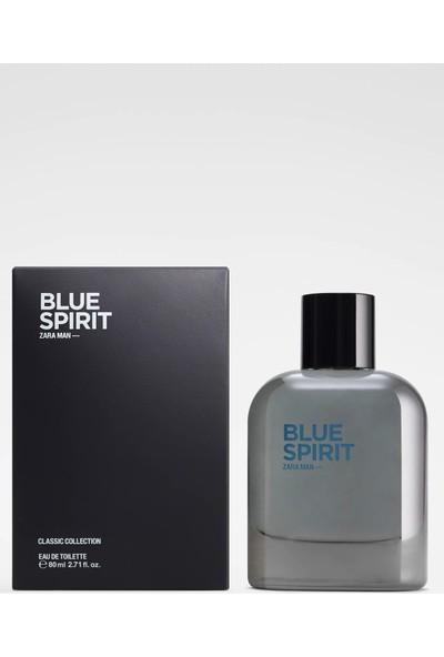 Zara Man Blue Spirit Edt 80 ml Erkek Parfüm