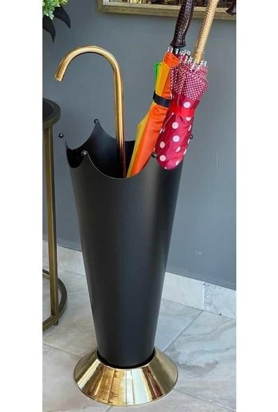 Güvenlüks Şemsiyelik Altın 70 cm
