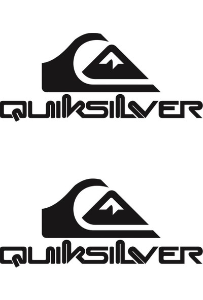 smoke Peugeot Quicksilver Sticker Set