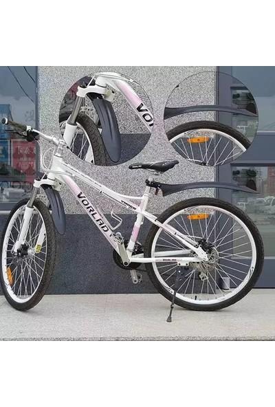 26 27,5 29 Jant Tak-Çıkar Ön-Arka Reflektörlü Bisiklet Çamurluğu