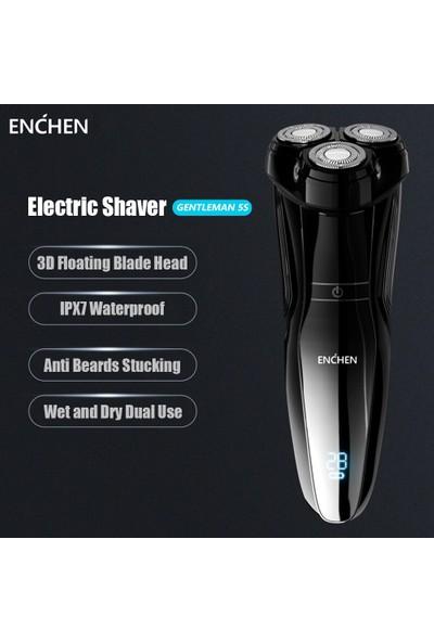 Enchen Erkek Elektrikli Tıraş Makinesi Gentleman (Yurt Dışından)