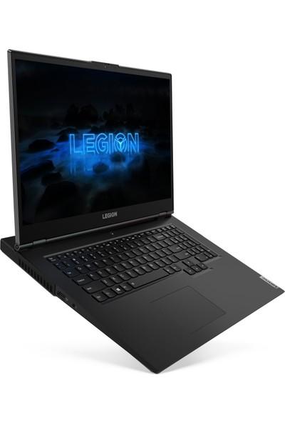 "Lenovo Legion 5 AMD Ryzen 7 4800H 16GB 1TB + 256GB SSD RTX 2060 Freedos 17.3"" FHD Taşınabilir Bilgisayar 82GN0047TX"